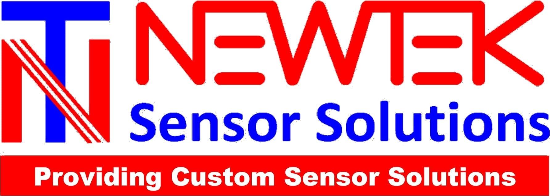 NewTek Sensor Solutions Company Logo 2020