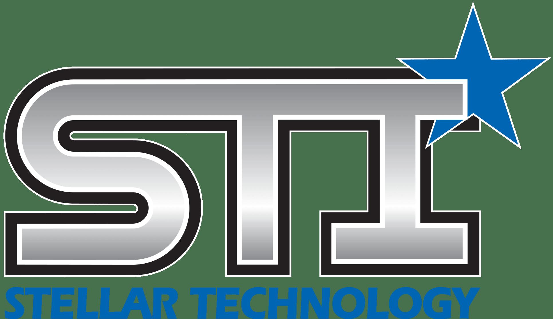 STI Stellar Technology Company Logo 2020